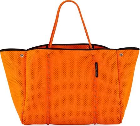 State of Escape Escape Perforated Neoprene Tote Bag, Bright Orange
