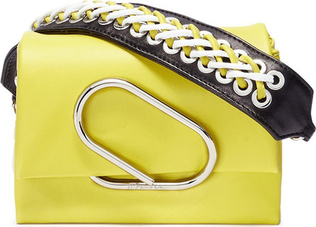 3.1 Phillip Lim 'Alix Sport' paperclip flap micro leather crossbody clutch