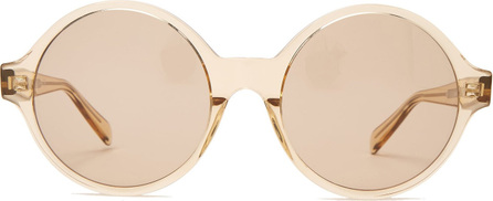 Celine Oversized acetate sunglasses