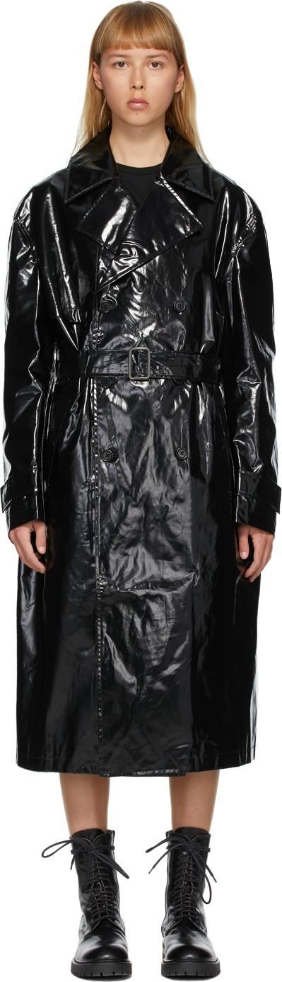 Yang Li Black Samizdat Edition Iconic YL Trench