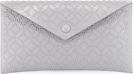 Alaïa Beaded Envelope Clutch Bag
