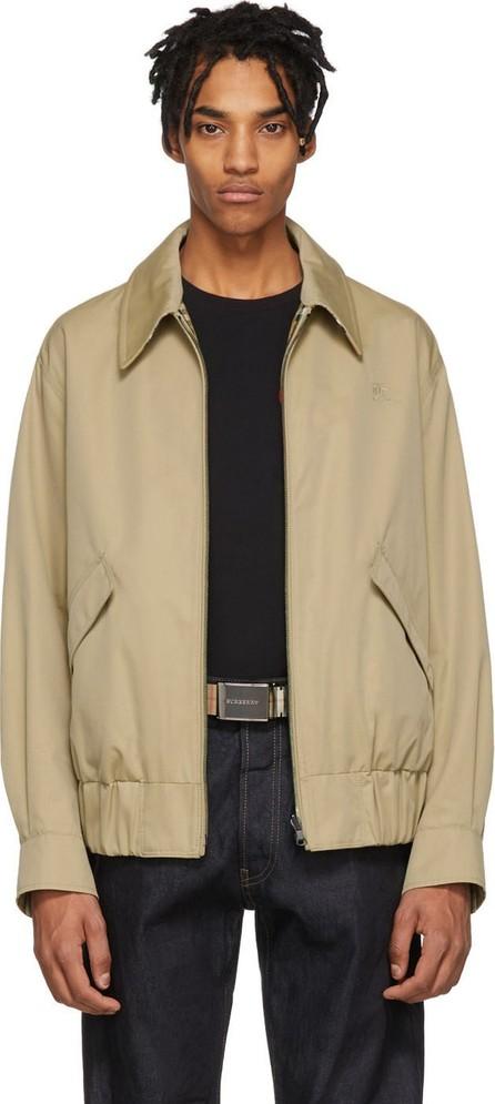 Burberry London England Reversible Beige Stratford Jacket