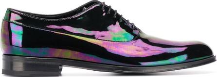 Paul Smith Iridescent Noam oxford shoes