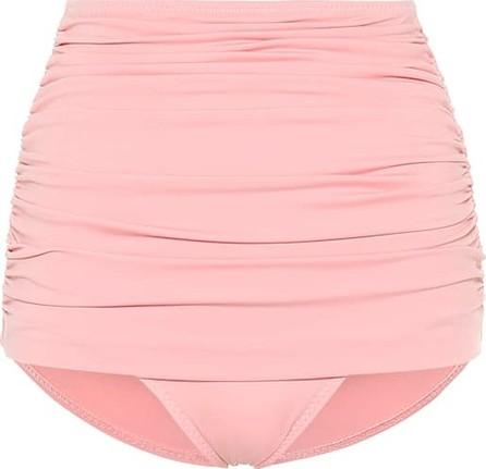 Norma Kamali Bill high-waisted bikini bottoms