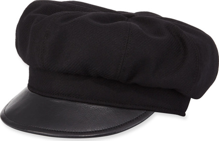 Eric Javits Carnaby Street Wool Newsboy Hat