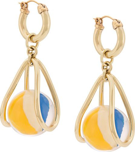 Ellery Stone charm earrings