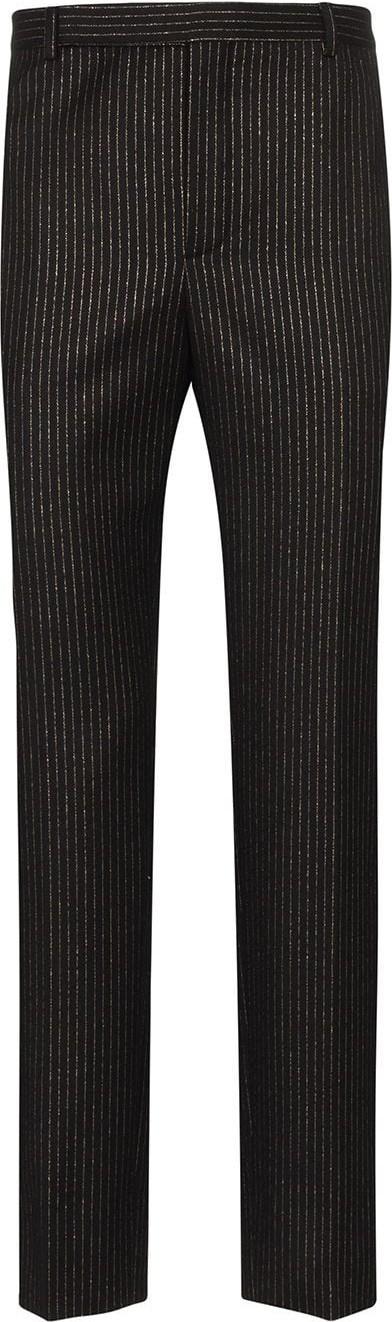 Saint Laurent Pinstripe tailored trousers