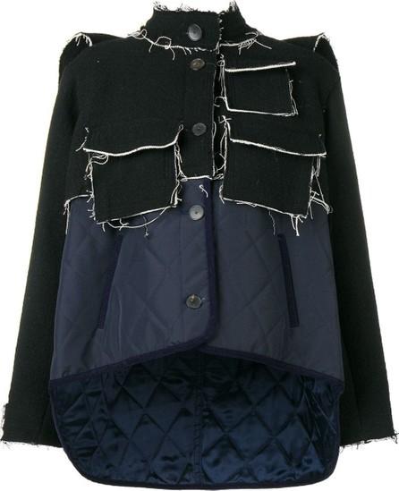 Carven Oversized padded coat