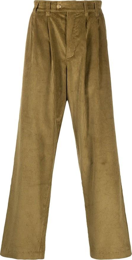 GR-Uniforma Wide-leg trousers