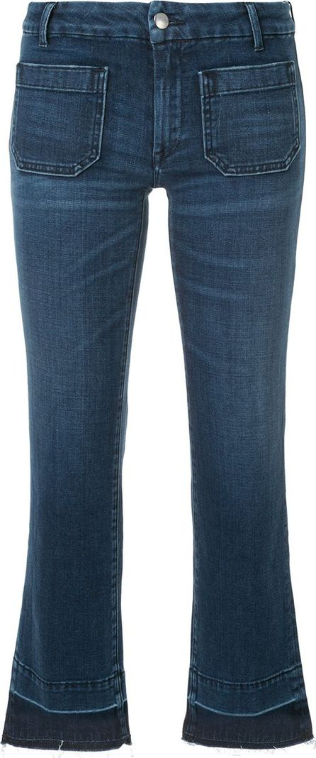 The Seafarer cropped jeans