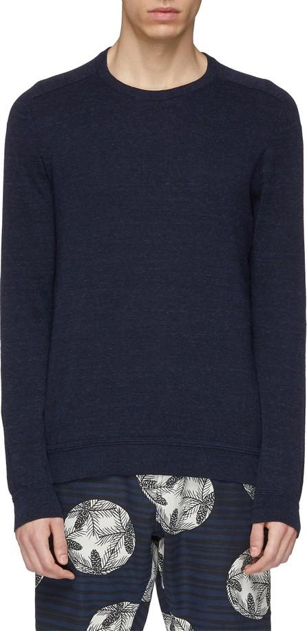Denham Cotton cadet knit sweater