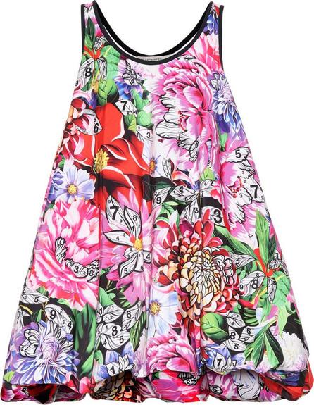 Mary Katrantzou Petunia floral-printed dress