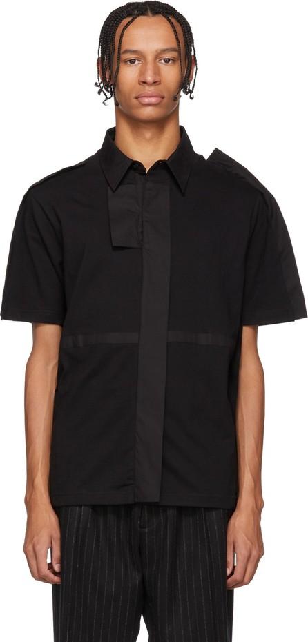 Craig Green Black Fin Polo T-Shirt