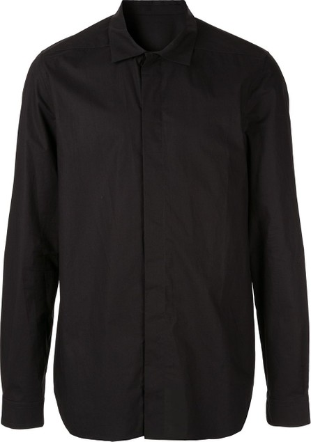 Rick Owens Pointed collar shirt