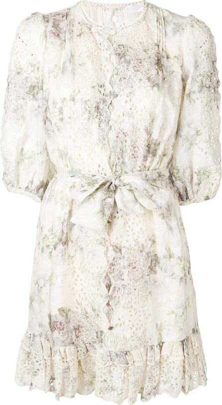 Zimmermann Broderie anglaise dress