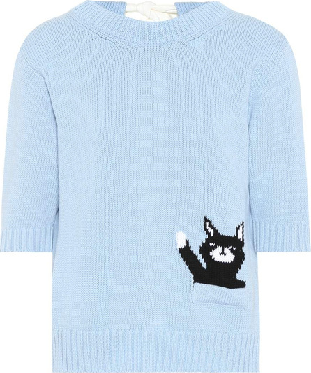 Alexachung Intarsia Cat sweater