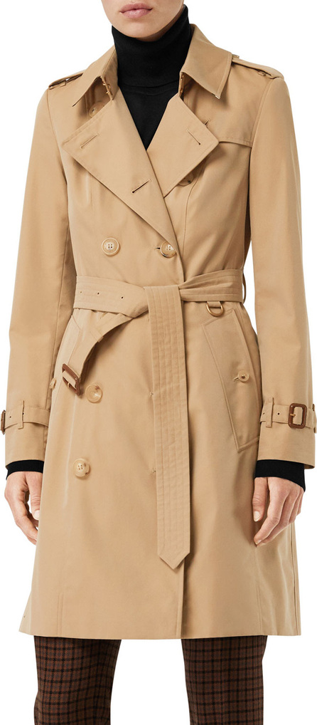 Burberry London England The Chelsea Heritage Slim-Fit Trench Coat