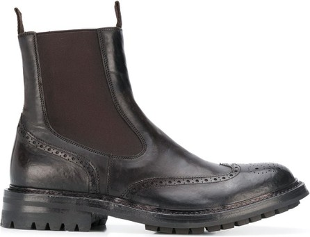 Officine Creative Exeter leather ankle boots