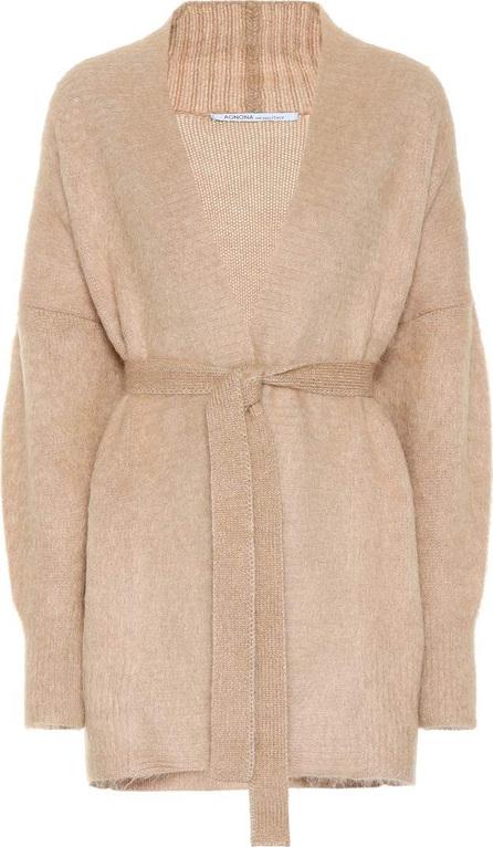 Agnona Wool and mohair-blend cardigan