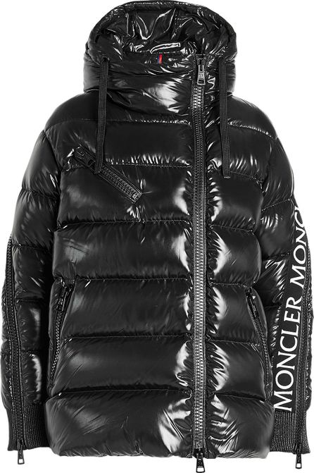 Moncler X STYLEBOP.com Down Jacket with Hood