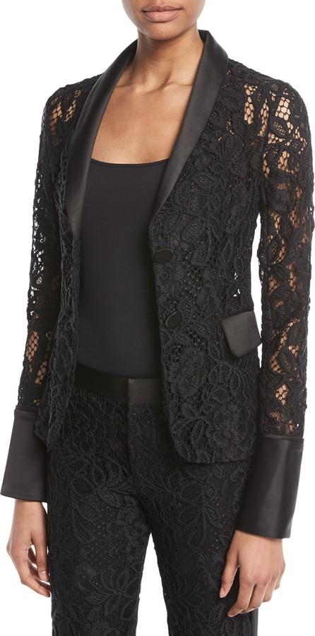 Alexis Bonis Floral Lace Jacket