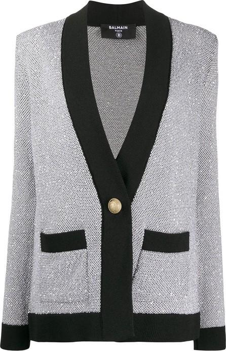 Balmain Embellished cardigan