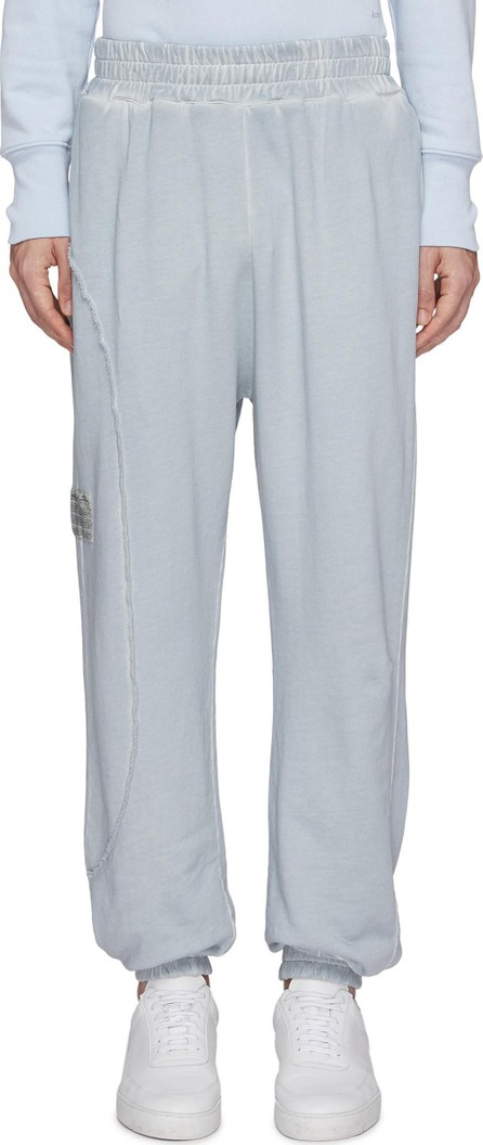 A-Cold-Wall* Raw seam sweatpants