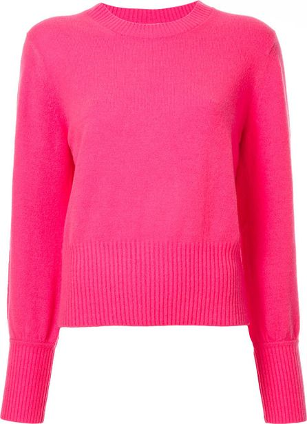 H Beauty&Youth classic fitted sweater