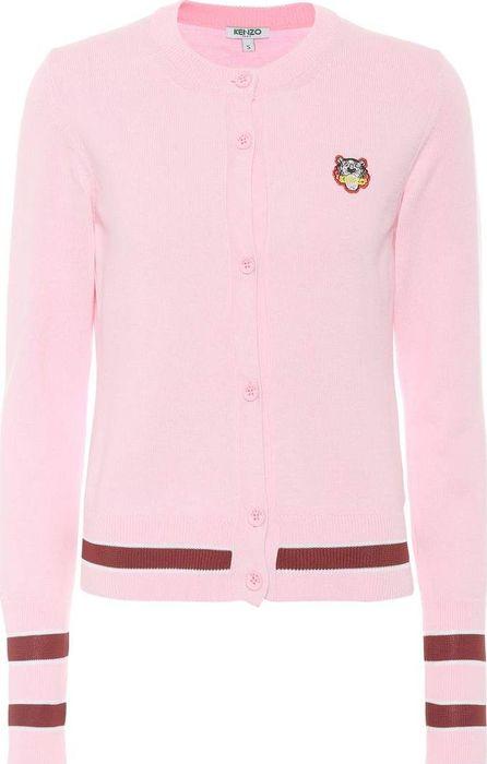 KENZO Cotton-blend cardigan