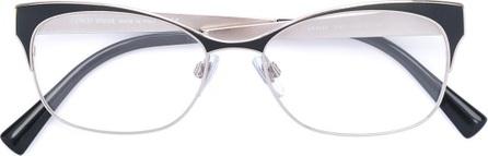 Giorgio Armani cat eye glasses