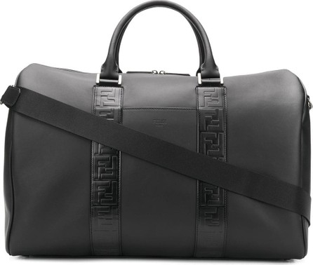 Fendi FF logo holdall bag
