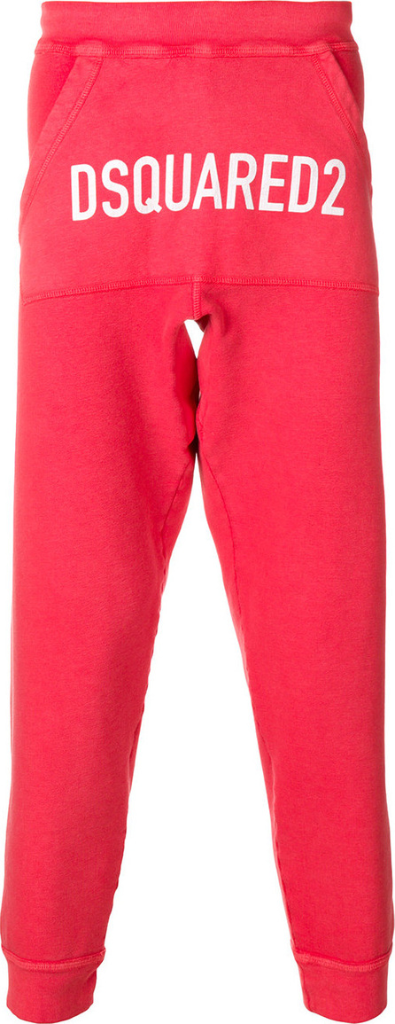 DSQUARED2 Logo track trousers