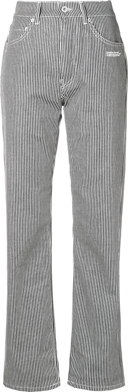 Off White Straight-leg jeans