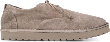 Marsell Lace-up suede shoes