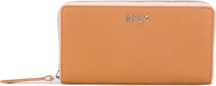 Nº21 logo plaque wallet