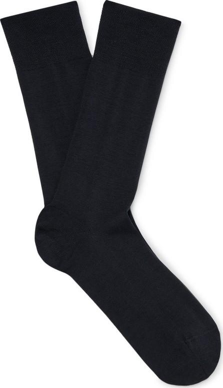 Falke Sensitive Berlin Stretch Virgin Wool-Blend Socks