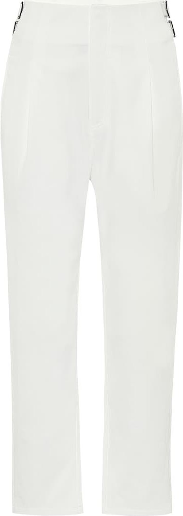 COLOVOS Buckle high-rise pants