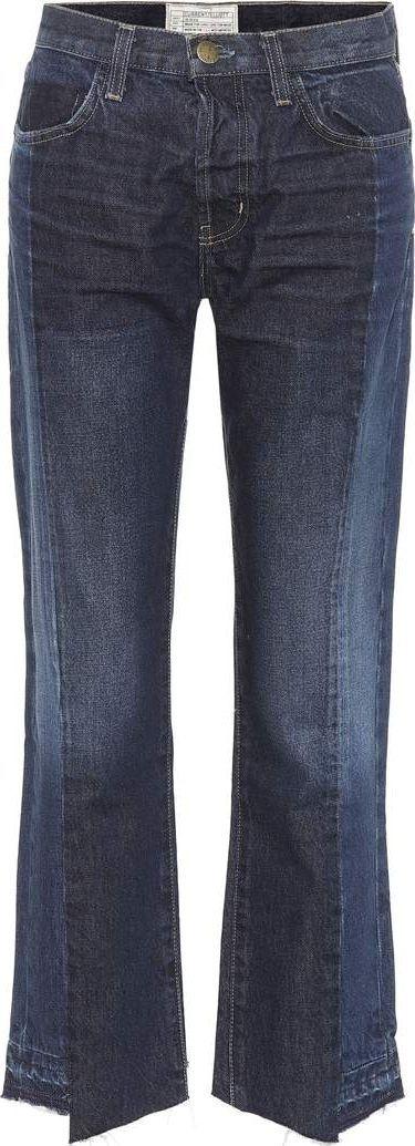 Current/Elliott The Selvedge straight-leg jeans