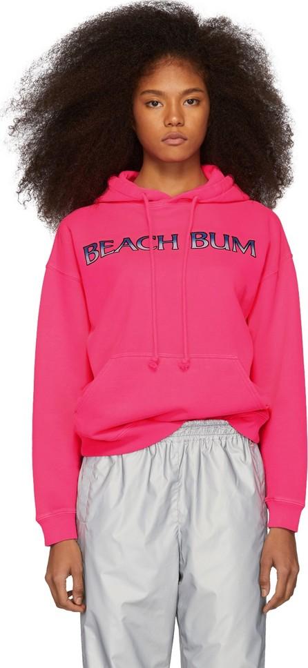 Ashley Williams Pink 'Beach Bum' Hoodie