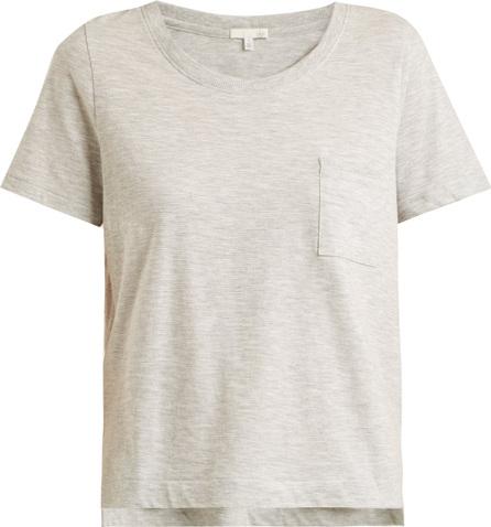 SKIN Fallon stretch-cotton pyjama top