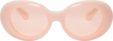 Acne Studios Pink Mustang Sunglasses