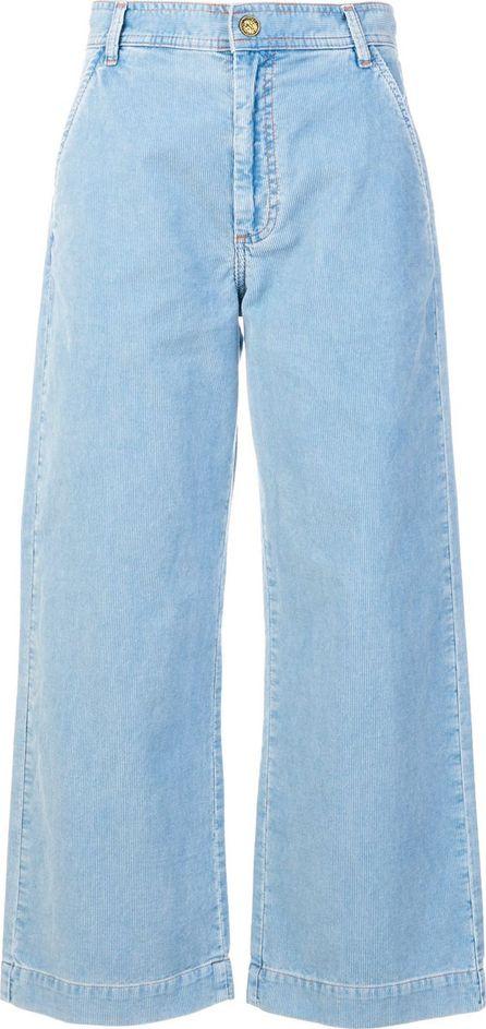 M.i.h Jeans Wide leg corduroy trousers