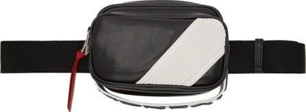 Givenchy Black MC3 Belt Bag