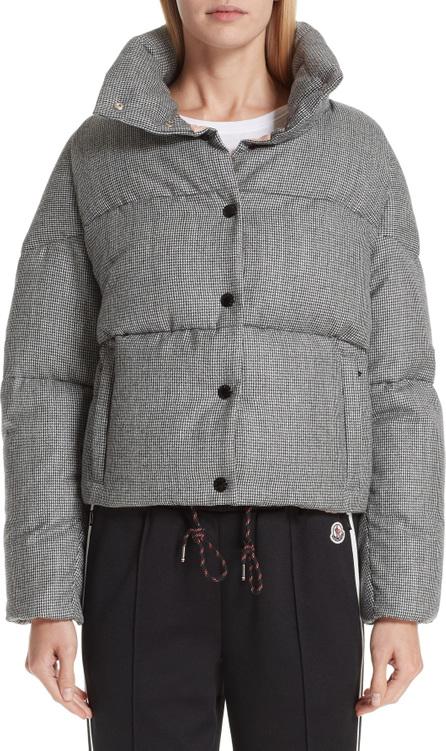 Moncler Cer Wool Down Puffer Jacket