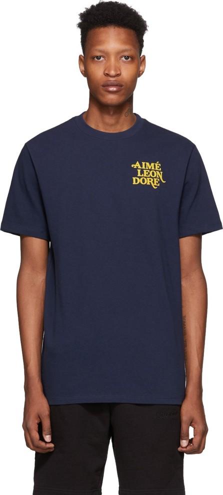 Aimé Leon Dore Navy 70s Graphic T-Shirt