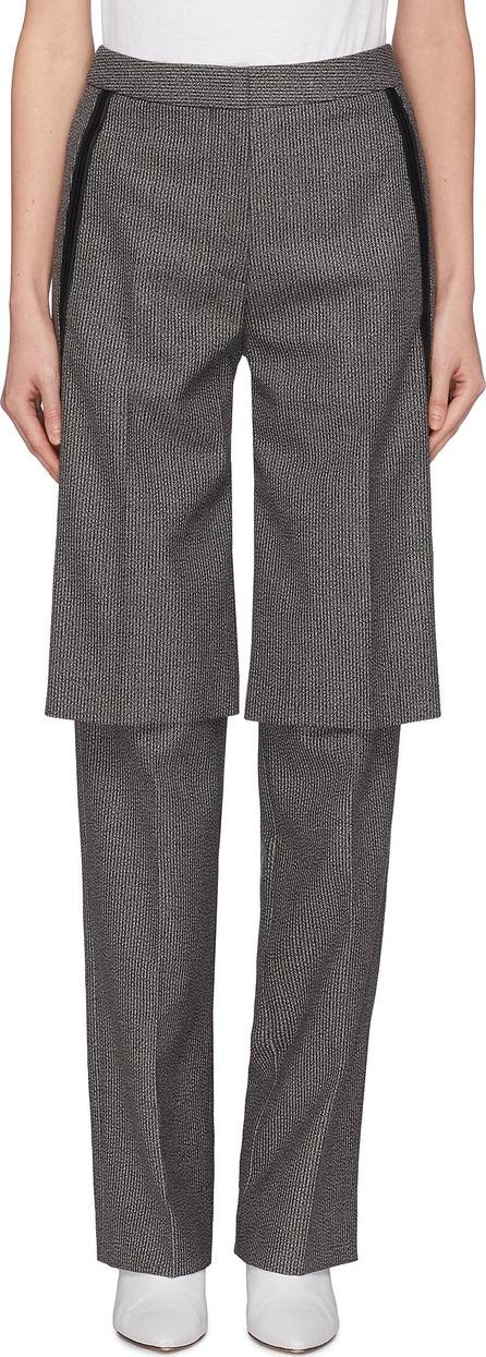 Stella McCartney 'Laurel' layered panel pants