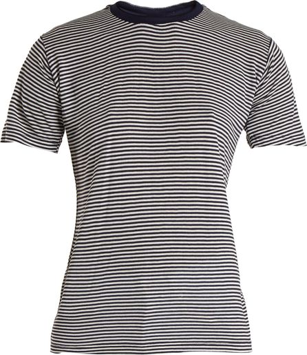 EVE DENIM Alexa striped jersey T-shirt