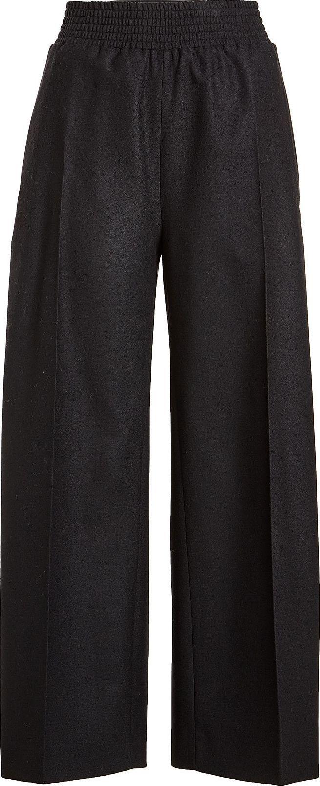 Jil Sander - Wide Leg Virgin Wool Pants