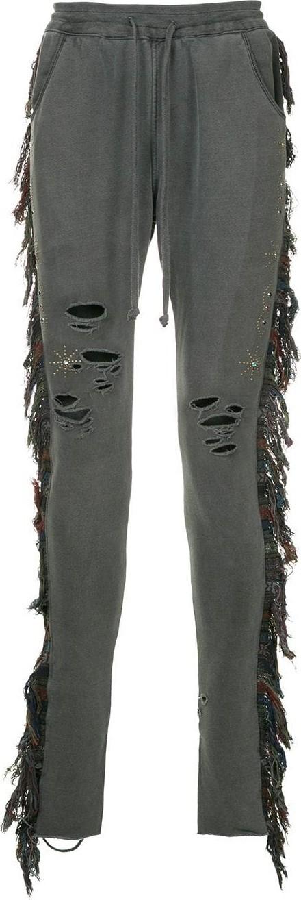 Alchemist Distressed track pants