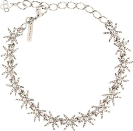 Oscar De La Renta Crystal-embellished necklace